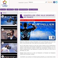 Montpellier 1ère Ville sportive de France