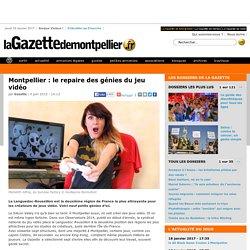 Montpellier : le repaire des génies du jeu vidéo