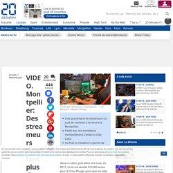 Montpellier: Des streameurs récoltent plus d'un million d'euros pour Médecins sans frontières