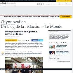 Montpellier teste le big data au service de la ville