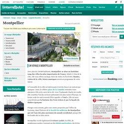 Montpellier - Guide de voyage - Tourisme