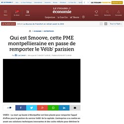 Qui est Smoove, cette PME montpellieraine en passe de remporter le Vélib' parisien