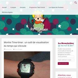 Montre Time-Timer : outil utile pour les autistes