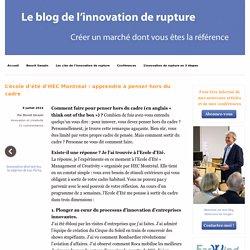 HEC Montréal : apprendre à penser hors du cadre