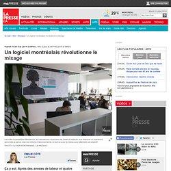 Un logiciel montréalais révolutionne le mixage