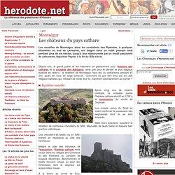 Montségur - Les châteaux du pays cathare