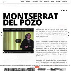 Montserrat del Pozo – TEDxBarcelonaEducation