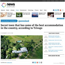 Montville, QLD, has the best accommodation in Australia: Trivago
