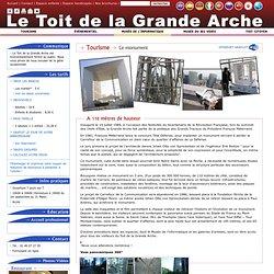 Le Monument - Toit de la Grande Arche de la Défense - Monument de Paris - Espace culturel et événementiel