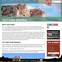 Crazy Horse Monument - Memorials and Sculptures near Rapid City, SD