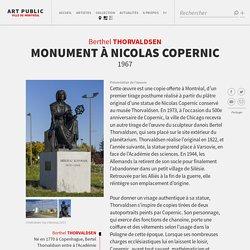Monument à Nicolas Copernic