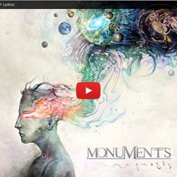 Monuments - Gnosis (Full Album + Lyrics)