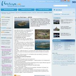 Cairn du Petit Mont – ARZON / Monuments et musées / Que faire ? / En Morbihan
