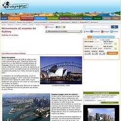 Monuments et musées de Sydney