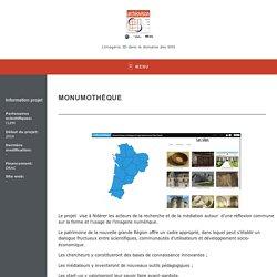 Monumothèque – Archeovision
