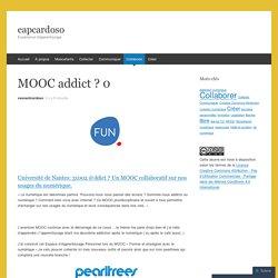 MOOC addict ? 0