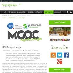 » MOOC – Agroécologie