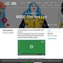 MOOC Elles font l'art