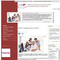 """MOOC """"Initiation à la e-santé"""""""