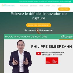 MOOC Innovation de Rupture