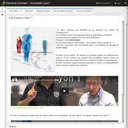 Mooc insignis - Home