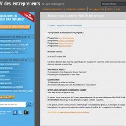 MOOC-Passeport pour Entreprendre
