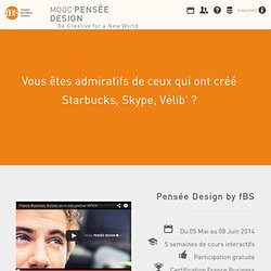 MOOC Pensée Design