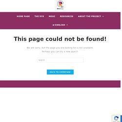 MOOC Dys : programme de la formation en ligne