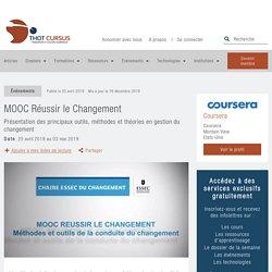 MOOC Réussir le Changement - Thot Cursus