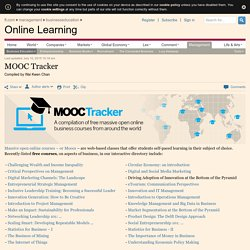 Is there free online courses (University Level)...?