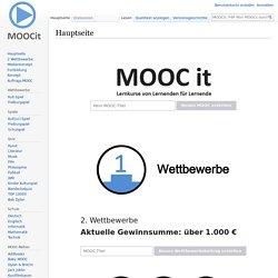 P4P Mini MOOCs