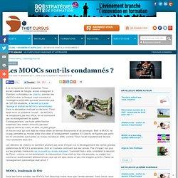 Les MOOCs sont-ils condamnés ?