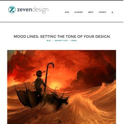 Mood Lines: Setting the Tone of Your Design