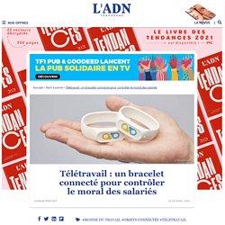 Moodbeam, le bracelet qui tracke le moral des salariés
