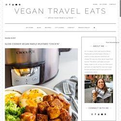 Vegan travel eat - Recettes vegan