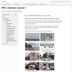 Este es un MOOC tiene actividades y secuencias hechas que puedes didactizar. Debes buscar aleman para A1
