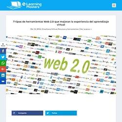 7 tipos de herramientas Web 2.0 para mejorar el aprendizaje virtual