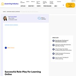 Role Play Learning