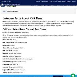 CNN News Fact Sheet