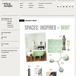 { wit + delight }: design / fashion / projects / oddities