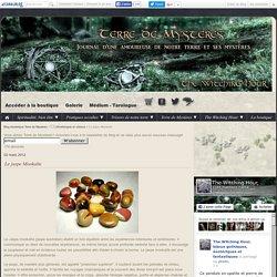 Le jaspe Mookaïte - Blog ésotérique Terre de Mystères