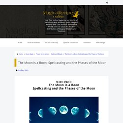 The Moon is a Boon: Spellcasting and the Phases of the Moon