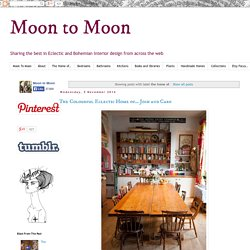 Moon to Moon: the home of