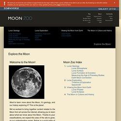 Moon Zoo - Explore the Moon