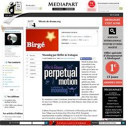 Moondog par Rifflet & Irabagon @ mediapart
