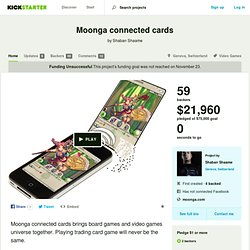 Moonga connected cards by Shaban Shaame