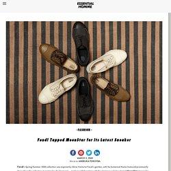 Fendi Tapped MoonStar for its Latest Sneaker
