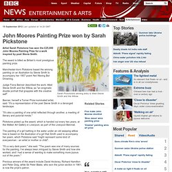 John Moores Painting Prize won by Sarah Pickstone