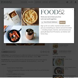 Moorish Paella recipe from food52