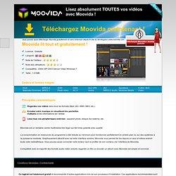 Moovida - le lecteur qui lit tous les formats audio et vidéo